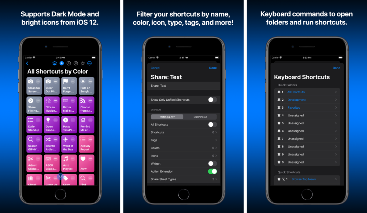 LaunchCuts 1.2 Update Adds Folder Icons, Quick Actions, and More
