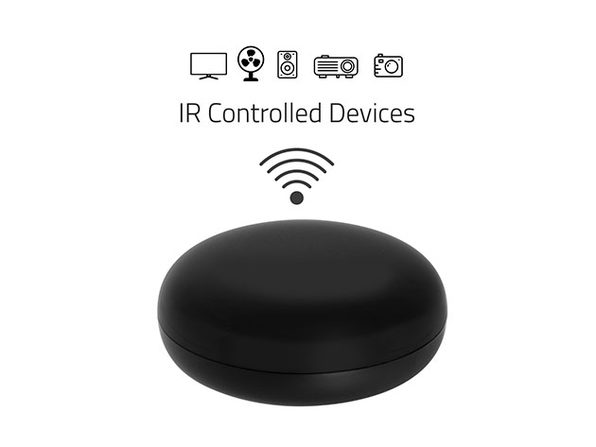 Turn Your Phone Into a Universal Remote and Control Multiple Smart Home Devices: $19.95