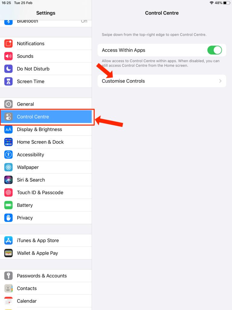 iPad Screen Record 1