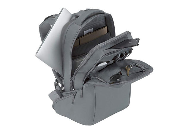 This Tech Gear Bag Has Multiple Compartments, Durable Construction, Cable Port, More: $59.99