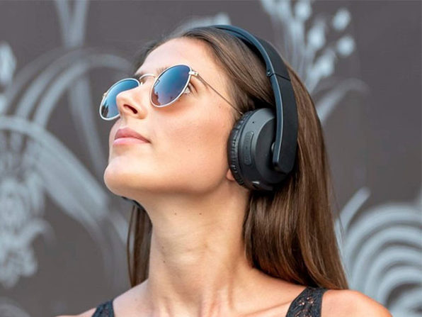 RIOT HiFi Over-Ear Headphones: $59.99