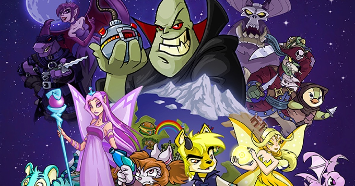 Remember Neopets? It's Being Turned Into a TV Show