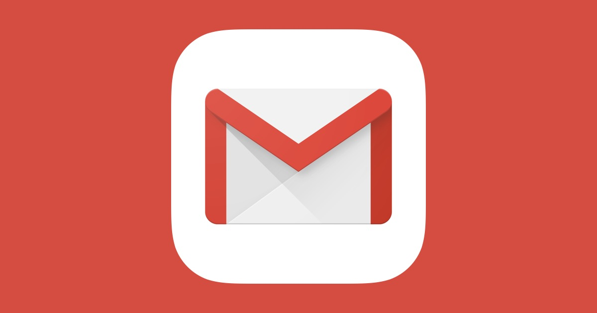 Gmail for iOS app icon