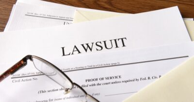 Generic image of lawsuit