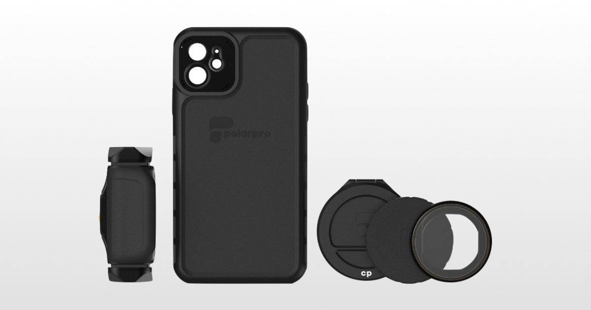 PolarPro Launches iPhone 11 Camera Kit 'LiteChaser Pro'