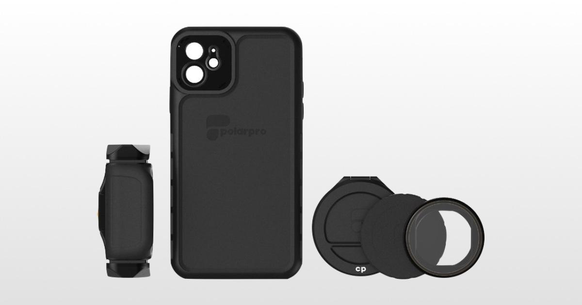 PolarPro Launches iPhone 11 Camera Kit 'LiteChaser Pro'