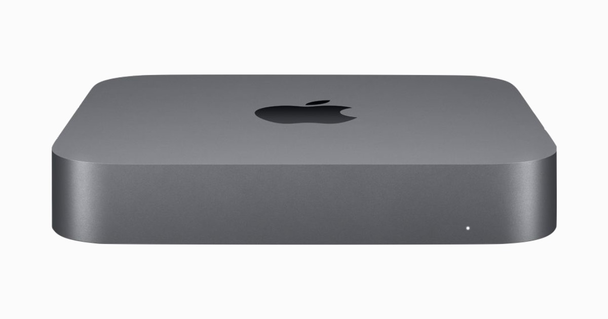 Image of Mac mini 2020