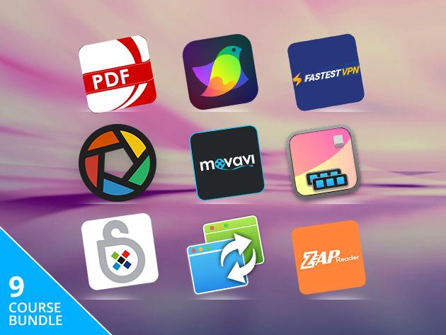 The 2020 Mac Productivity Essentials Bundle: $25.49