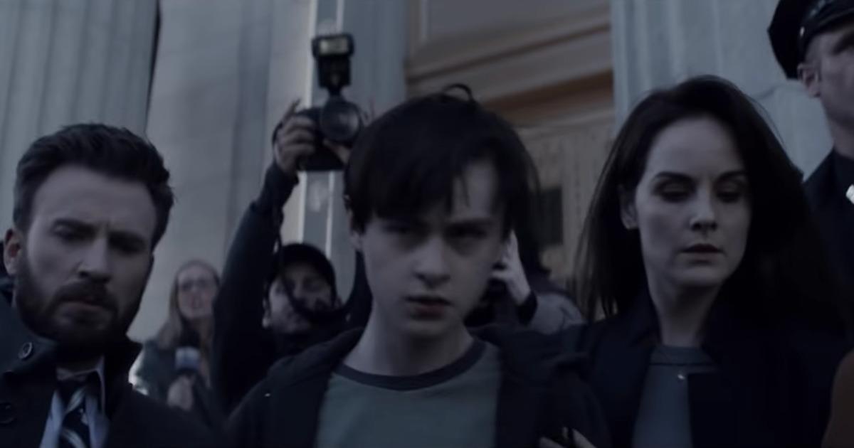 Trailer for Apple TV+ mini-series Defending Jacob
