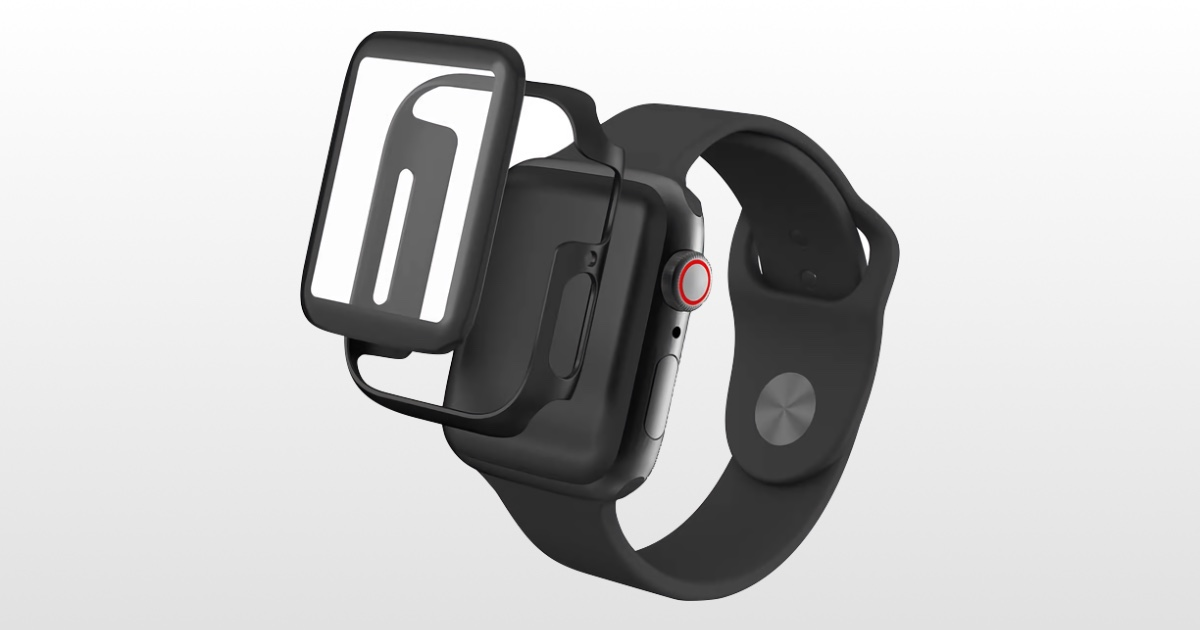 GlassFusion 360 is a new Apple Watch Screen Protector