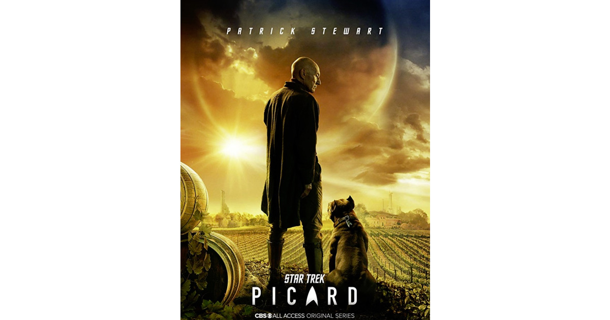 Watch Season One of 'Picard' For Free