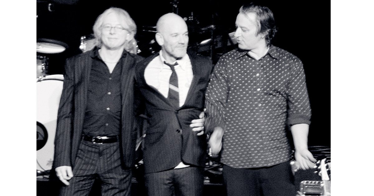 R.E.M. 'It's The End of the World' Enters iTunes Top 100