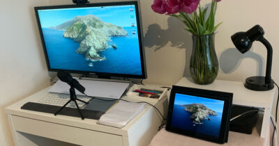 Mac mini and iPad setup to use SideCar