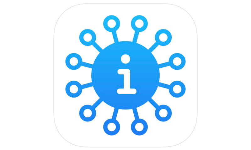 Apple COVID-19 App Icon