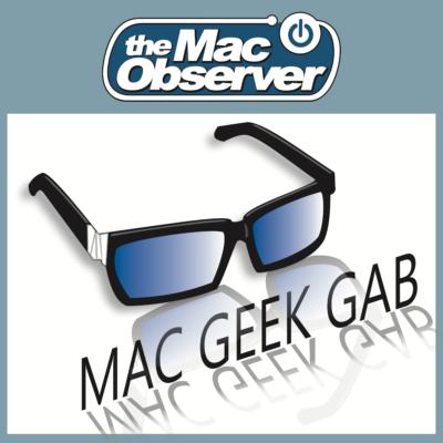 Mac Geek Gab Podcast Logo