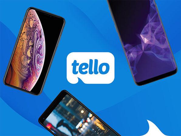 Tello Value Prepaid 6-Month Plan: Unlimited Talk/Text + 2GB LTE Data: $49