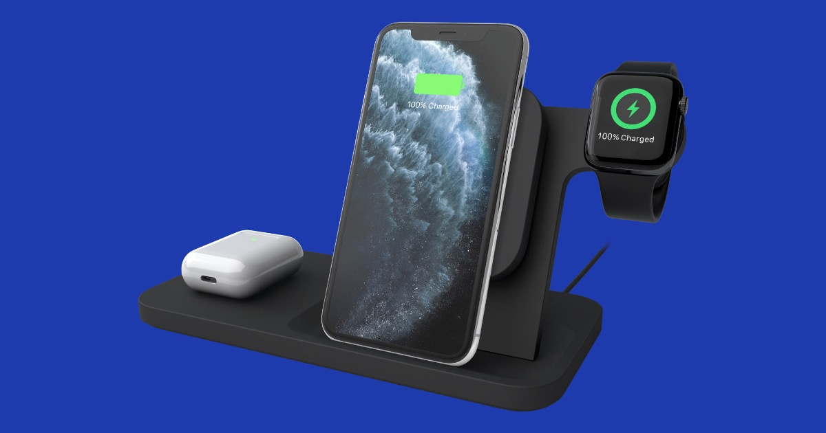 Logitech Launches POWERED 3-in-1 Dock