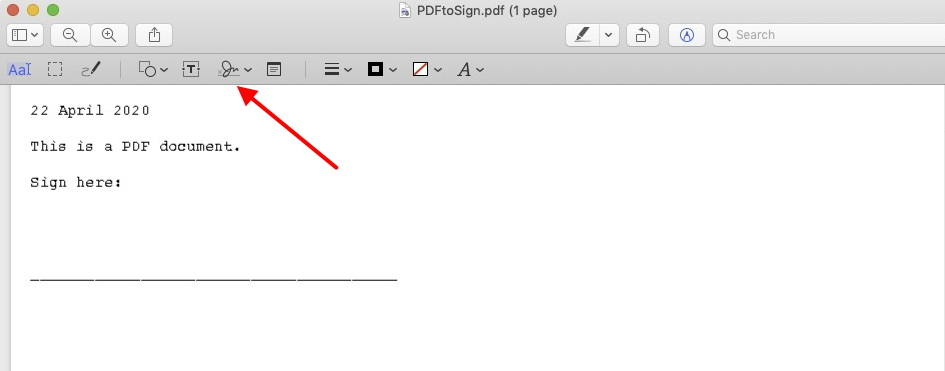 PDF doc for signature 2