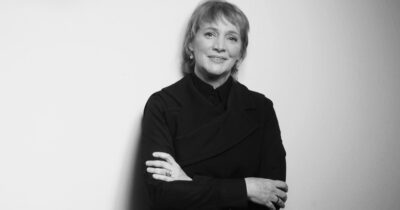 Apple executive Cynthia Hogan