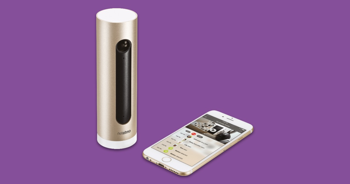 Netatmo Smart Indoor Security Camera Patched After Security Issue Found