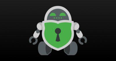 Cryptomator logo dark