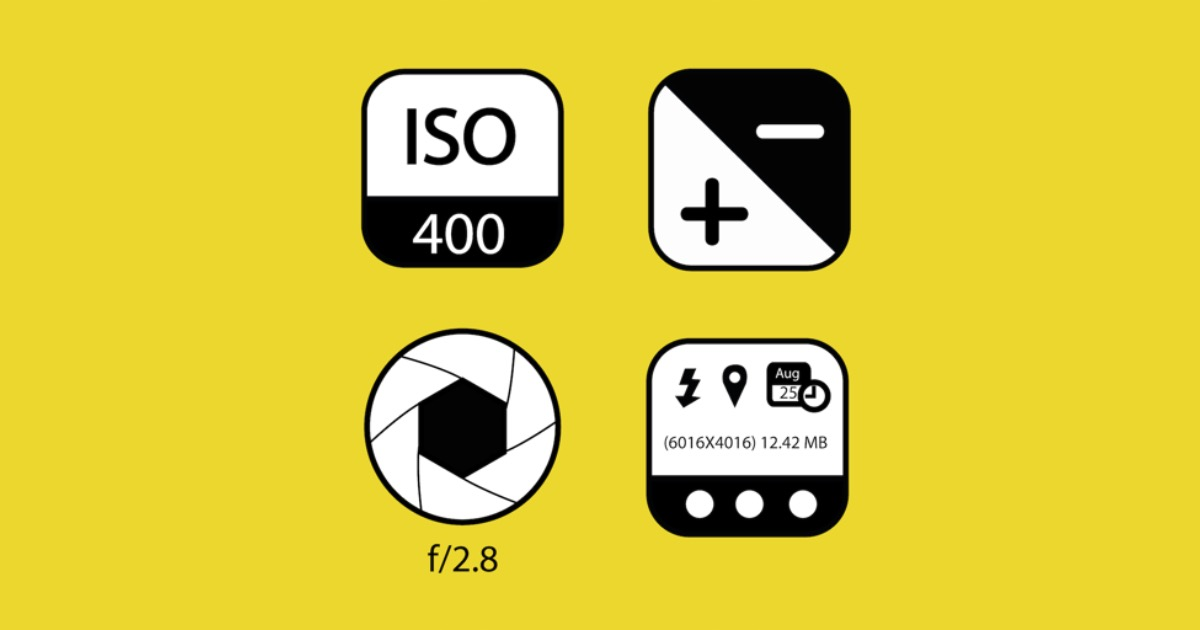 EXIF viewer by fluntro app logo