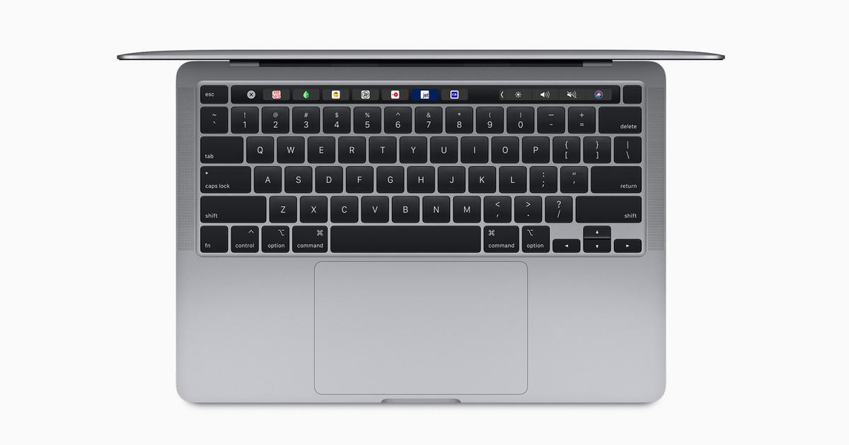 2020 MacBook Pro 13-inch