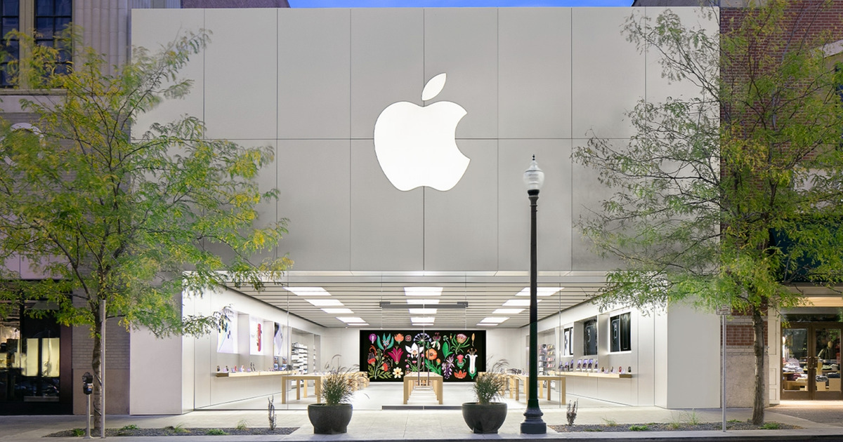 Apple Store River Park Square Washington