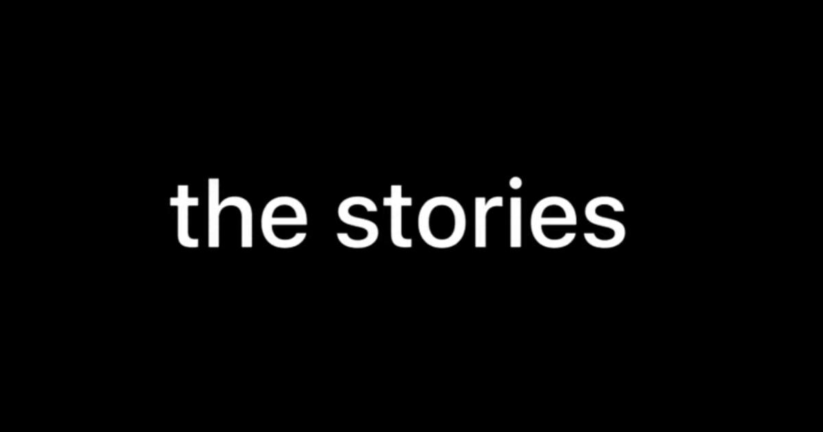 Apple TV+ Unbelievable Stories