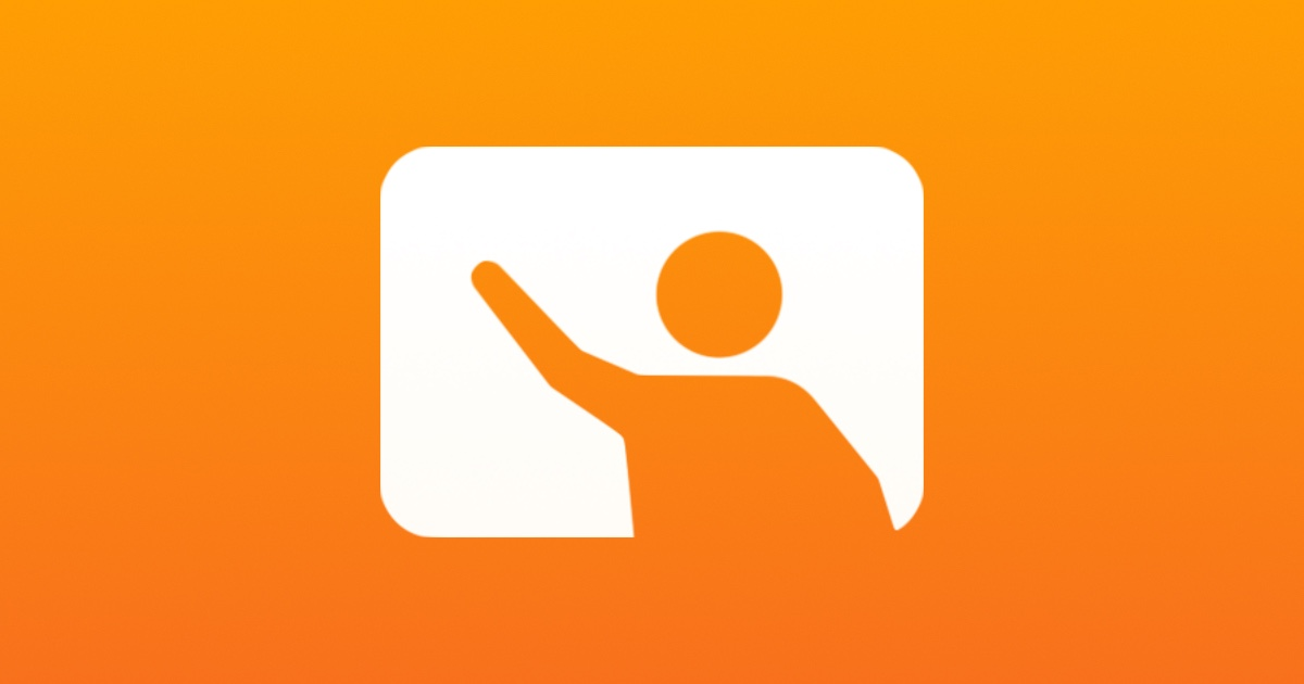 Apple classroom app Icon