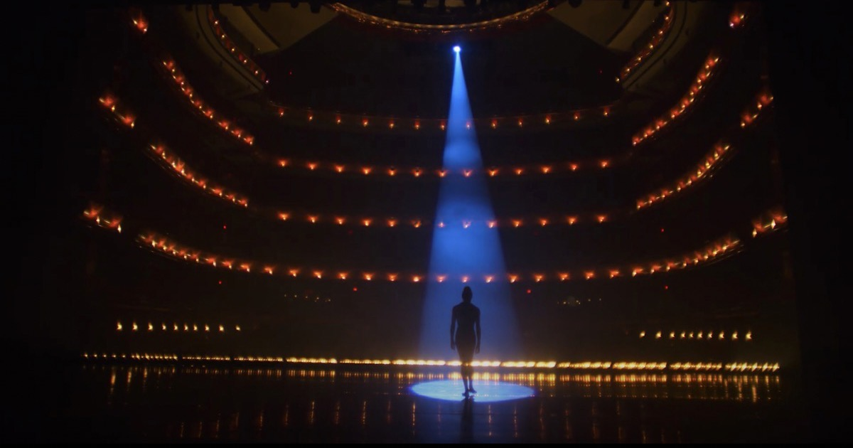 Image from Apple TV+ dear... trailer