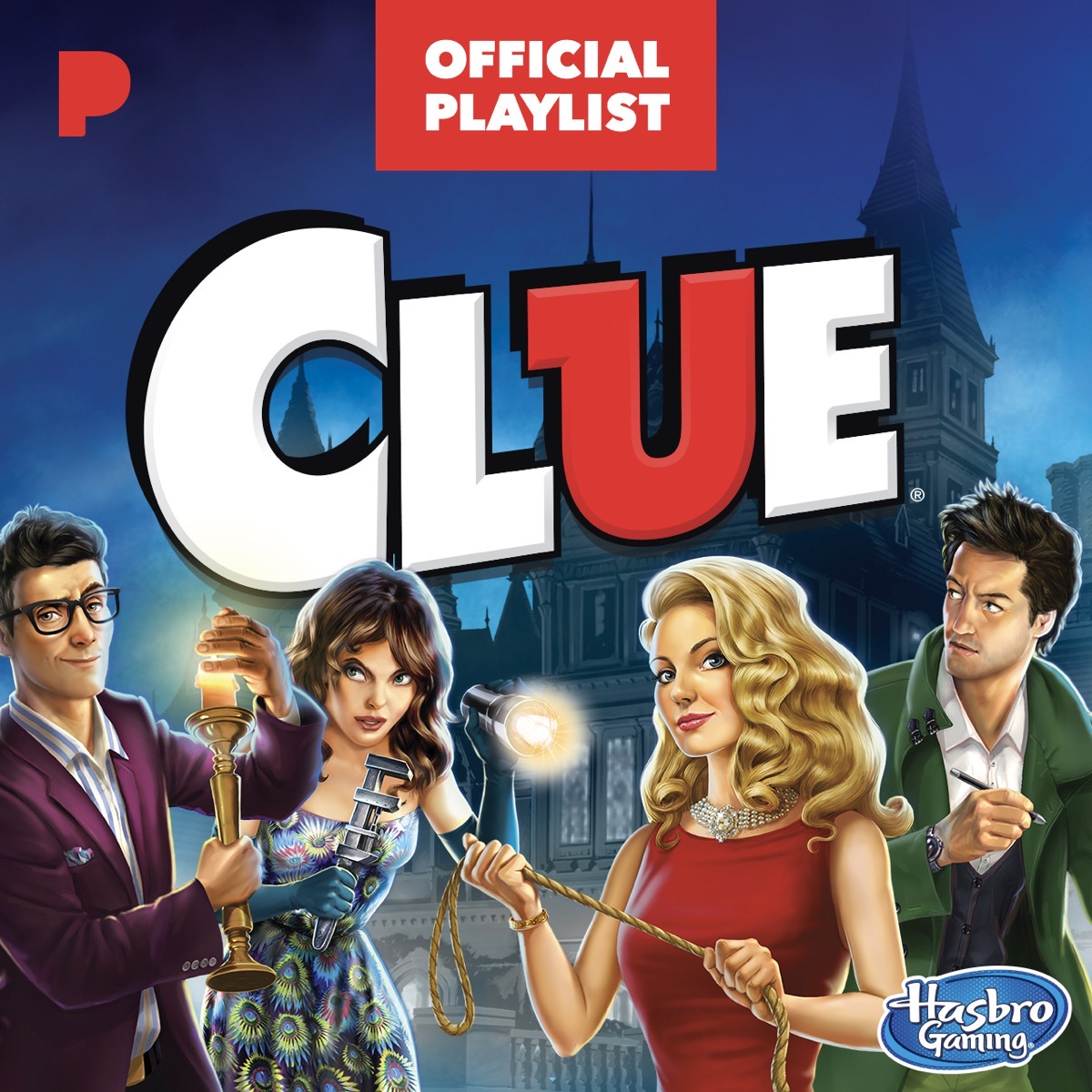 Clue game characters