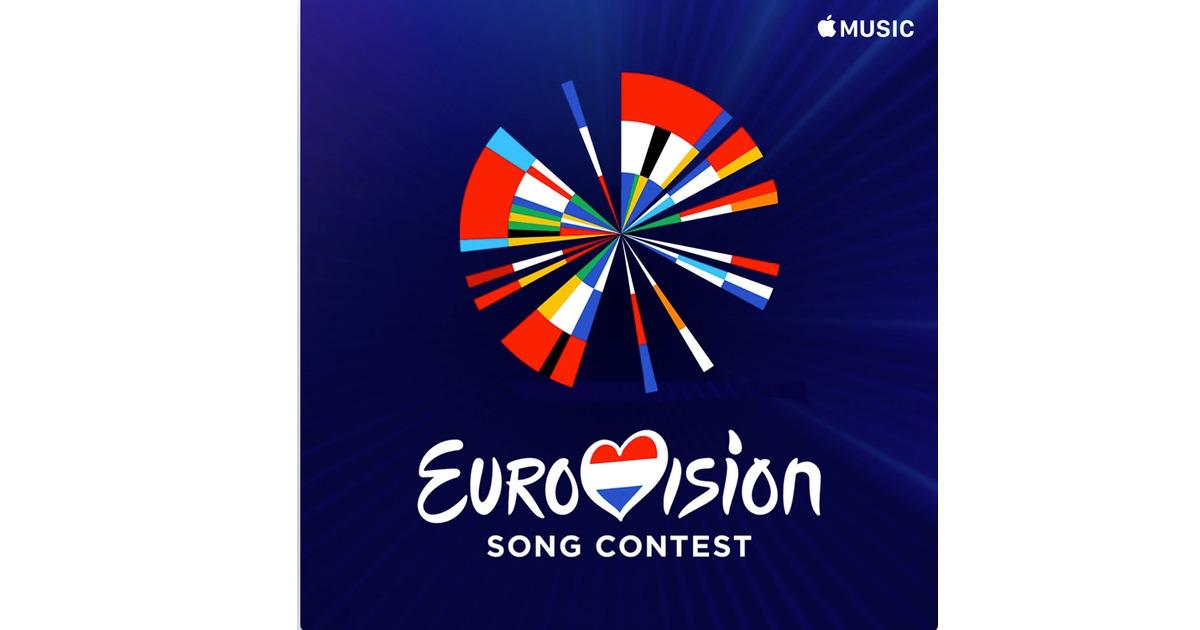 Eurovision 2020 Apple Music Logo