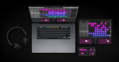 Logic Pro X 10.5 MacBook Pro iPhone iPad