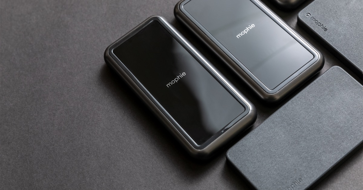 Mophie Launches 10,000mAh Powerstation Wireless XL Charger