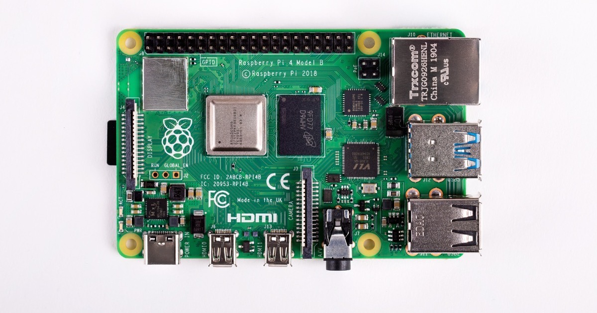 Raspberry Pi 4 8GB Option Launches for $75