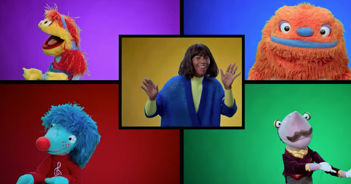Santigold joins The Helpsters