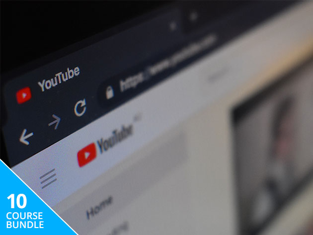 The Complete Content Creator Bundle for YouTube: $39.99
