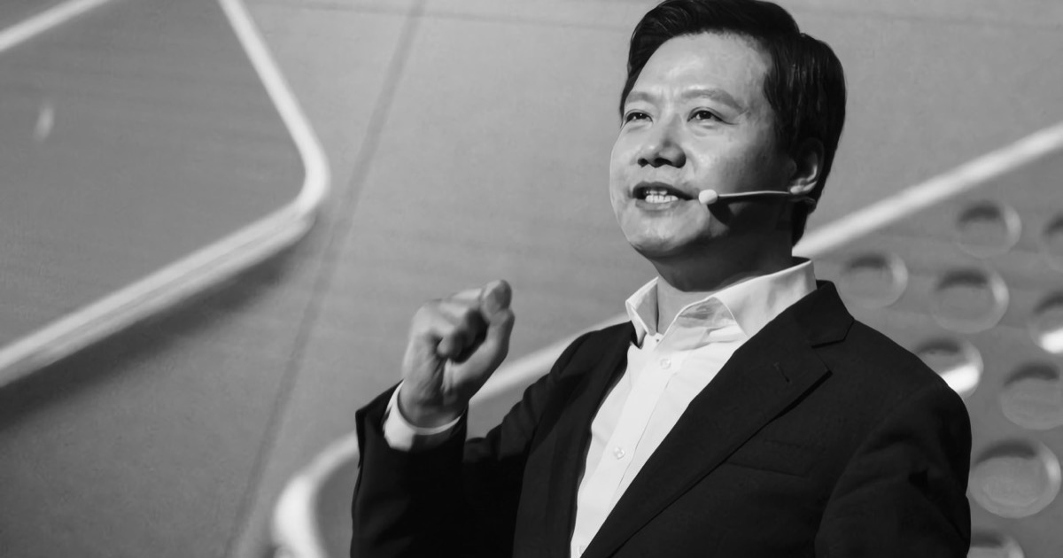 Xiaomi CEO Lei Jun Caught Using iPhone