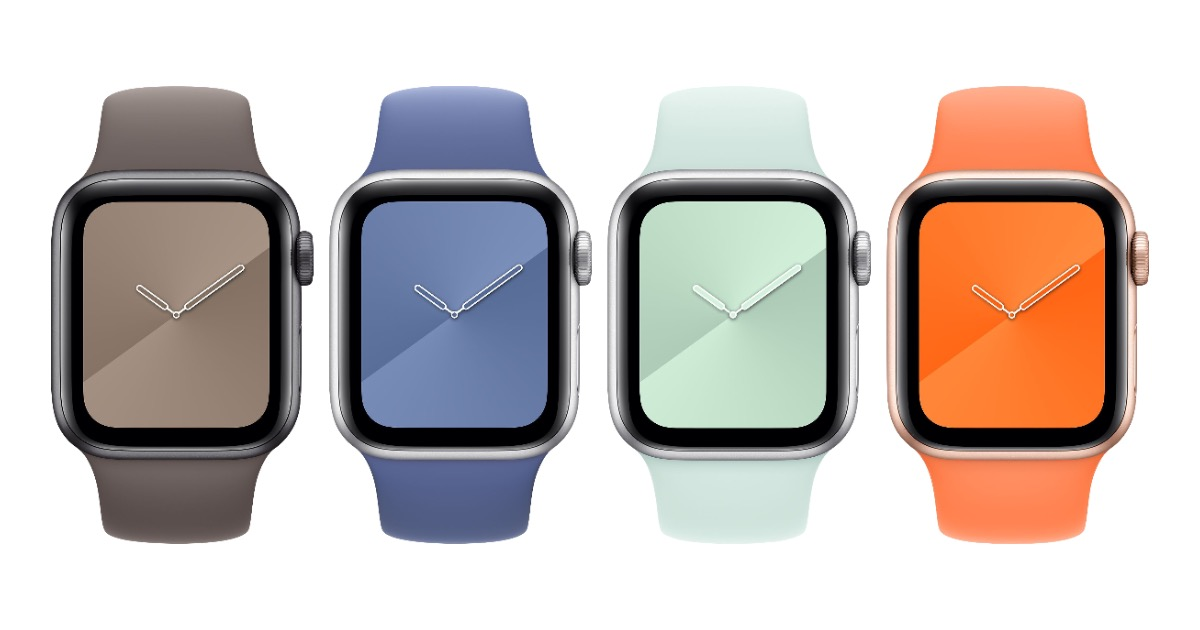 2020 summer Apple Watch bands