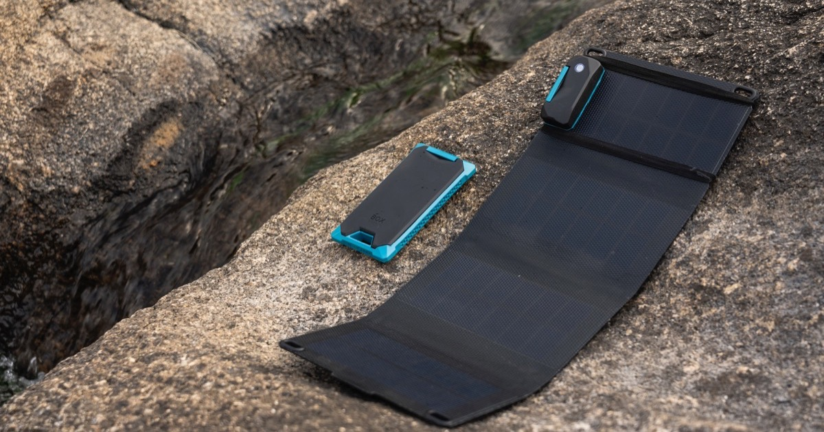 FROST SUMMITS Gives You a Self-Heating Battery And Solar Charging