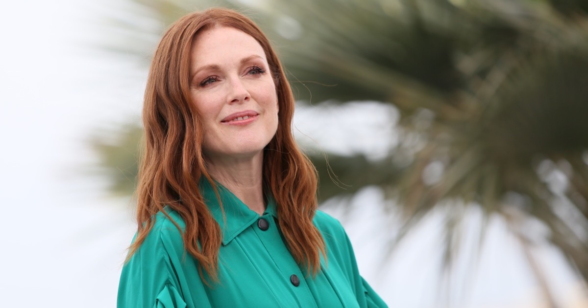 Image of Julianne Moore at Cannes Film Festival in 2017.