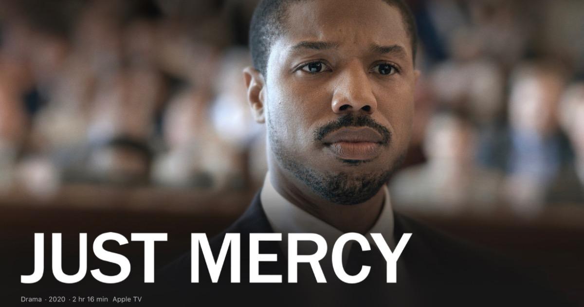 Apple Streams 'Just Mercy' Film Starring Michael B. Jordan and Jamie Foxx