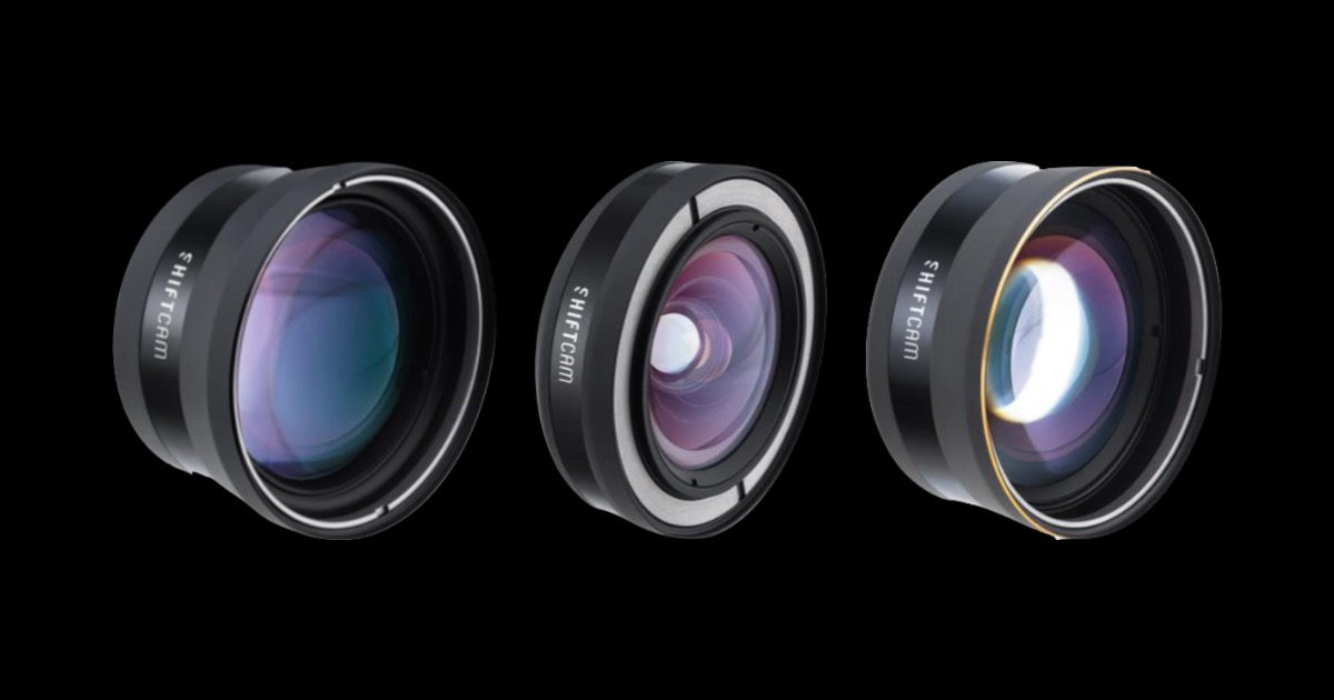ShiftCam Launches iPhone 11 Lenses in UK