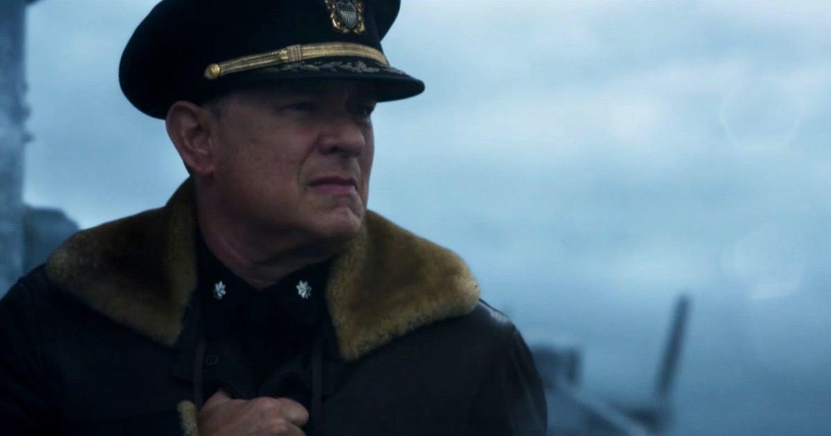 Inspired by real events, Captain Ernest Krause (Tom Hanks) leads an international convoy of 37 ships on a treacherous mission across The Atlantic.