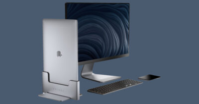 henge vertical mac dock