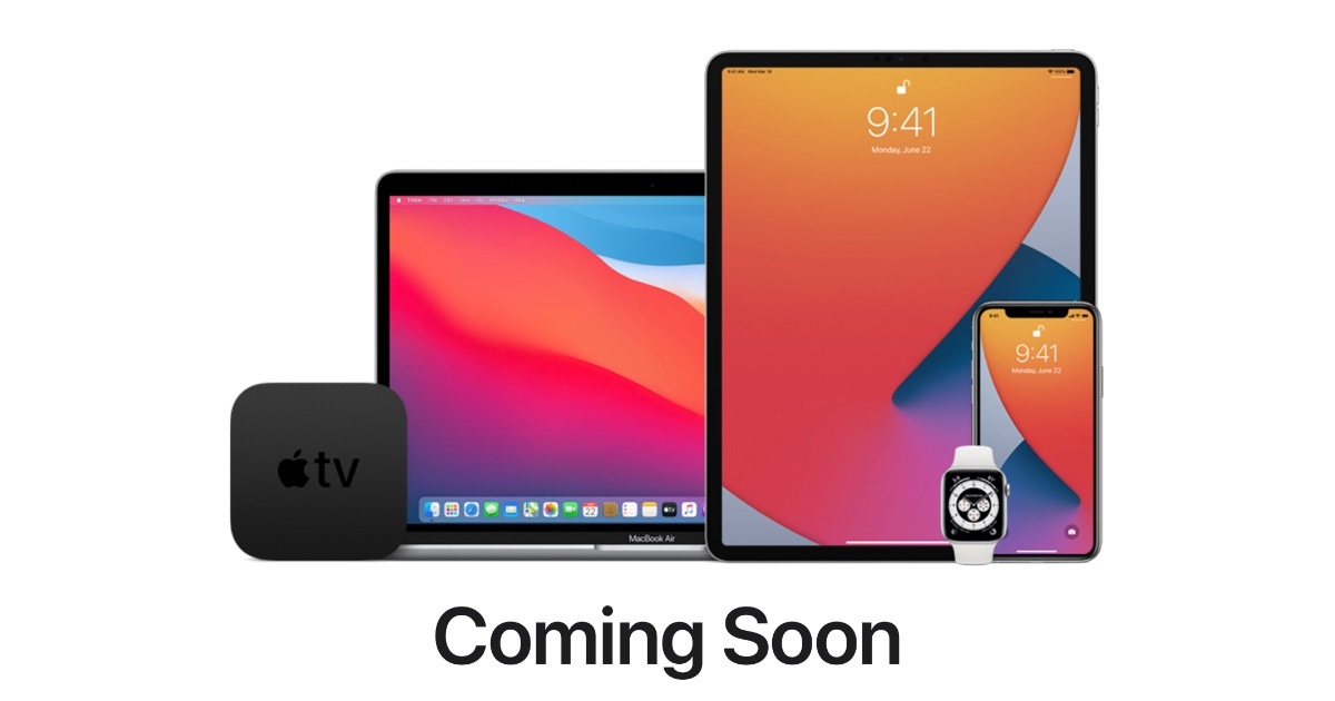 iOS 14 beta coming soon