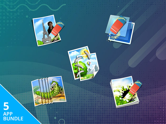 InPaint Photo Editing App Bundle for Mac and Windows: $24.99