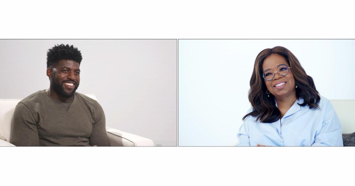 'The Oprah Conversation' Now on Apple TV+