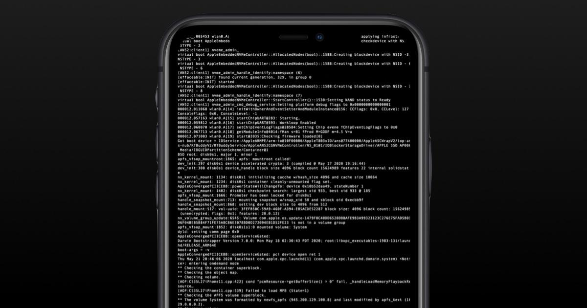 Apple security device header